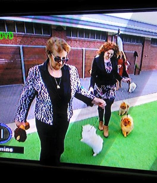 Denise Leo & the Dochlaggie poms appeared on the Real Housewives of Melbourne